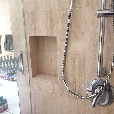 Shower Restoration